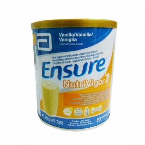 ENSURE NUTRIVIGOR VAINILLA 850GR