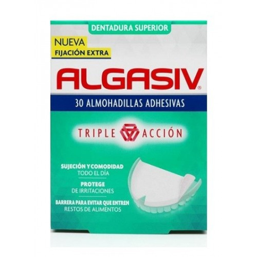 ALGASIV DENTADURA SUPERIOR 30U