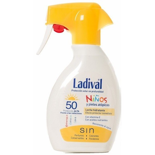 LADIVAL NIÑOS FPS 50 SPRAY 200