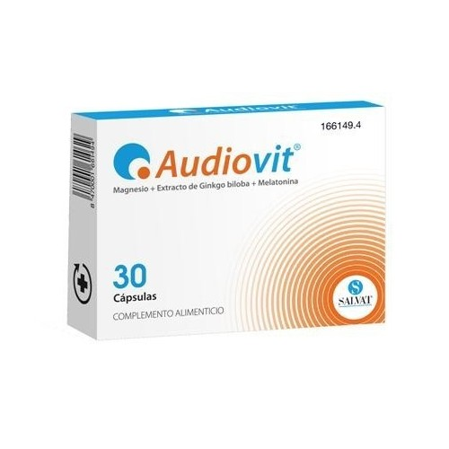 AUDIOVIT 30 CAPS