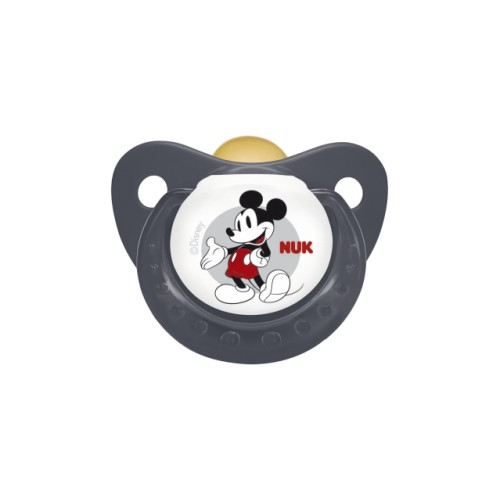 NUK CHUPETE T-1 LATEX MICKEY 0-6M