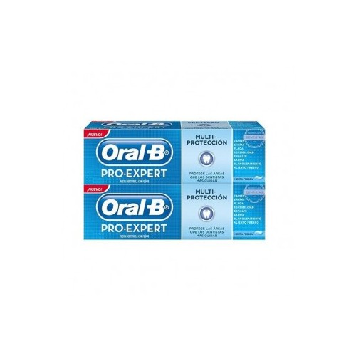 ORAL-B PASTA DENTAL PRO EXPERT 2X100ML