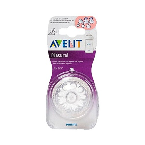 AVENT TETINAS NATURAL FLUJO VARIABLE