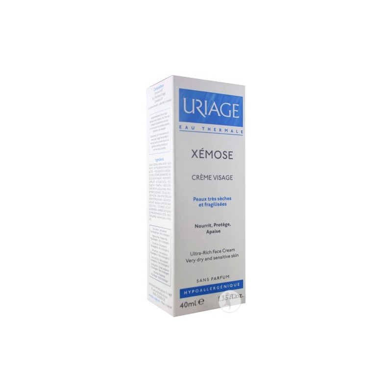 URIAGE XEMOSE FACIAL 40 ML