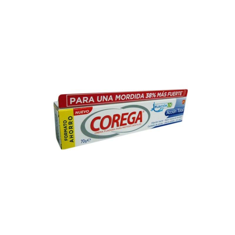 COREGA ACCION TOTAL CREMA FIJADORA 70 GR