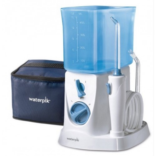 WATERPIK WP300 TRAVELER COLOR BLANCO Y AZUL