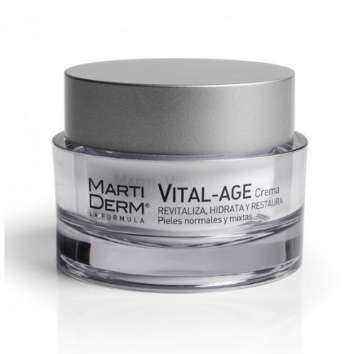 MARTIDERM VITAL AGE PIEL NORMAL 50ML