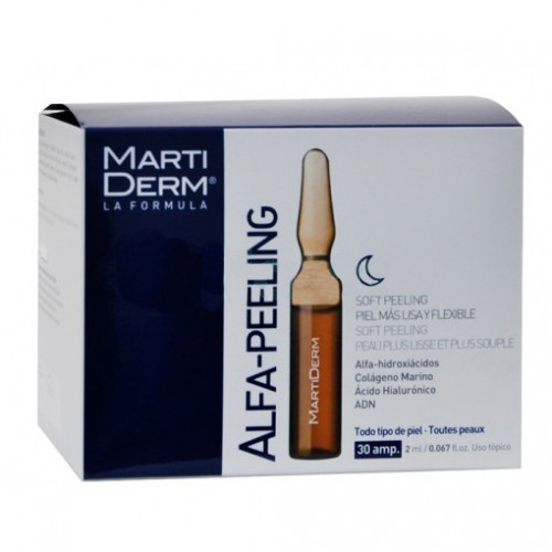 MARTIDERM NIGHT RENEW 30 AMP