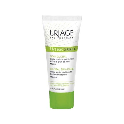 URIAGE HYSEAC 3 REGUL URIAGE 40 ML POROS Y ACNÉ