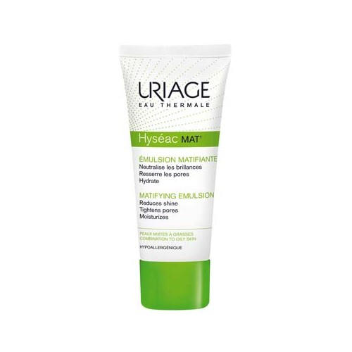 URIAGE HYSEAC EMULS MATIFICANTE 40 ML