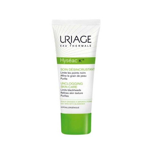 URIAGE HYSEAC K18 URIAGE 40 ML