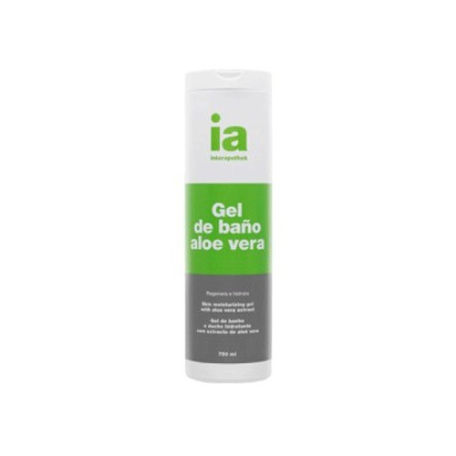 INTERAPOTHEK GEL DE BAÑO ALOE VERA 750 ML