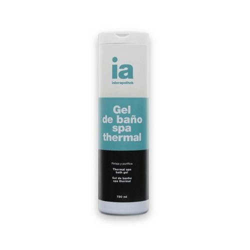 INTERAPOTHEK GEL DE BAÑO CON MALAQUITA SPA 750ML
