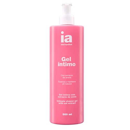 INTERAPOTHEK GEL INTIMO 500 ML.