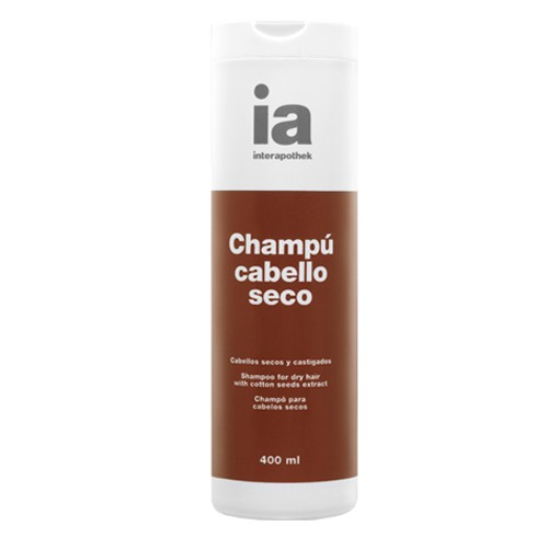 INTERAPOTHEK CHAMPU CABELLOS SECOS 400ML