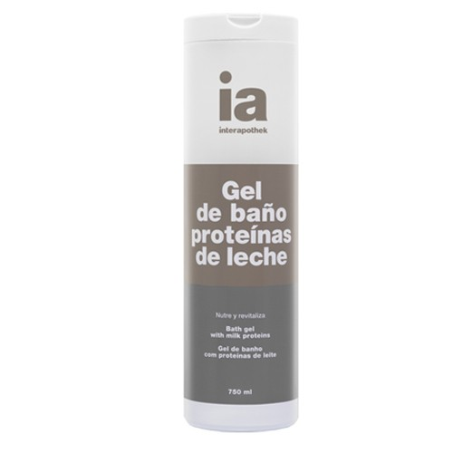 INTERAPOTHEK GEL PROTEINAS LECHE 750 ML
