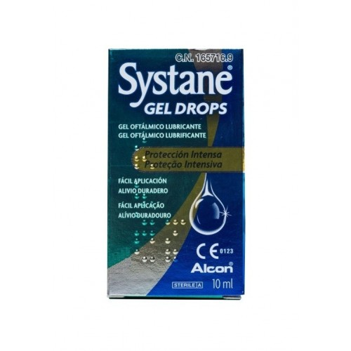 SYSTANE GEL10 ML OJOS SECOS