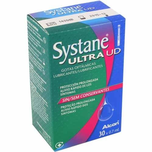 SYSTANE ULTRA UD, 30 UD X  0,7 ML