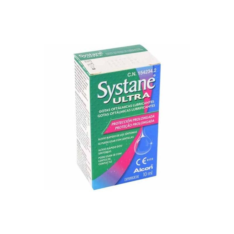 SYSTANE ULTRA GOTAS OFTALMICAS 10 ML BOTE