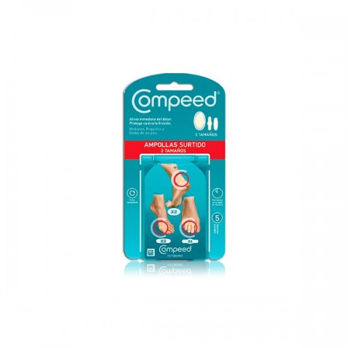 COMPEED PACK MIXTO AMP 5 UN