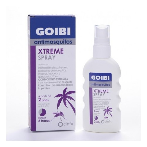 GOIBI XTREME SPRAY ANTIMOSQ 75