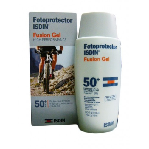 FOTOPROTECTOR ISDIN SPF50+ FUSION GEL BODY 100