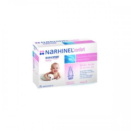 NARHINEL RECAMBIOS BLANDOS ASPIRADOR 15+5 GRATIS