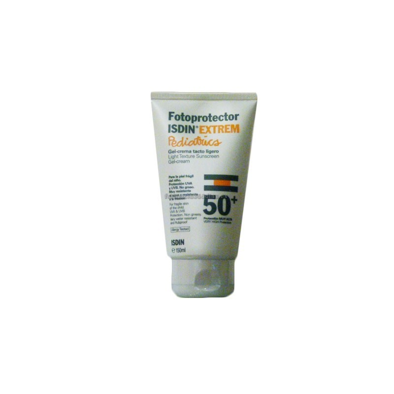 ISDIN FOTOPROTECTOR PEDIATRIC GEL CREM 50+250ML
