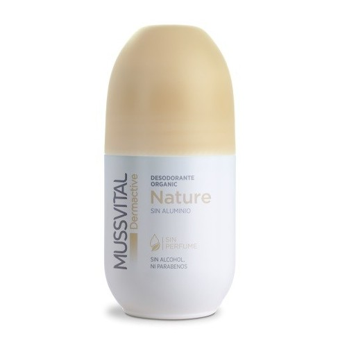 MUSSVITAL DERMACTIVE DEO NATURE ROLL-ON 75 ML