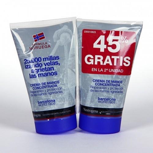 NEUTROGENA CREMA DE MANOS DUPLO 50 ML 2 U