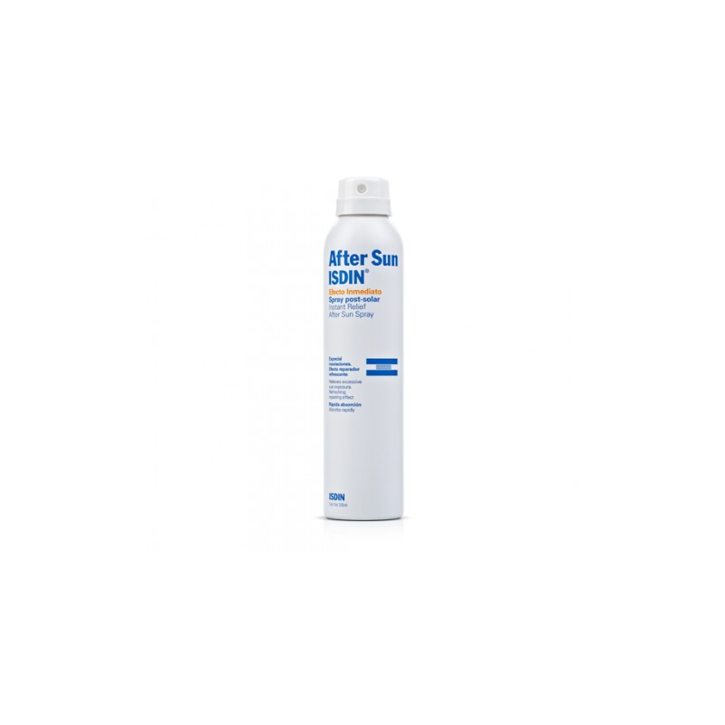 ISDIN AFTER SUN EFECTO INMEDIATO 200 ML