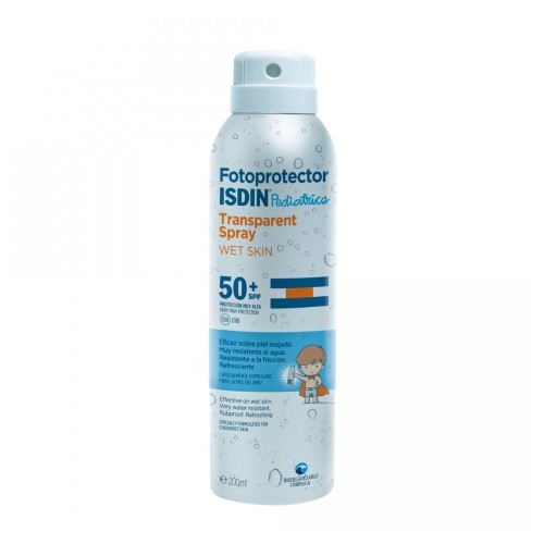ISDIN PROTECTOR PEDIATRICO 50+ LOCION SPRAY 200M