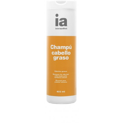 INTERAPOTHEK CHAMPU CABELLO GRASO 400ML