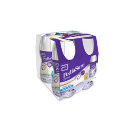 PEDIASURE DRINK VAIN 200ML 1X4