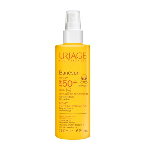 URIAGE BARIESUN SPF 50+ SPRAY ENFANT 200 ML+REGA