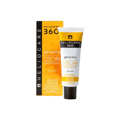 HELIOCARE 360º SPF +50  GEL OIL FREE 50ML