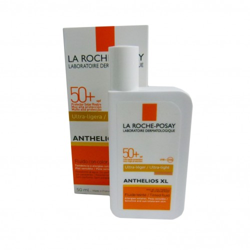 ANTHELIOS SPF50+ FLUIDO EXTREMO COLOR ROCHE POSA