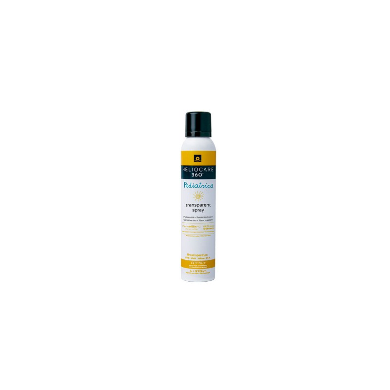 HELIOCARE 360º SPF 50 PEDIATRIC SPRAY AEROSOL200