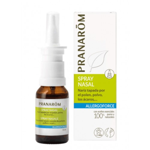 PRANAROM ALLERGOFORCE SPRAY NASAL