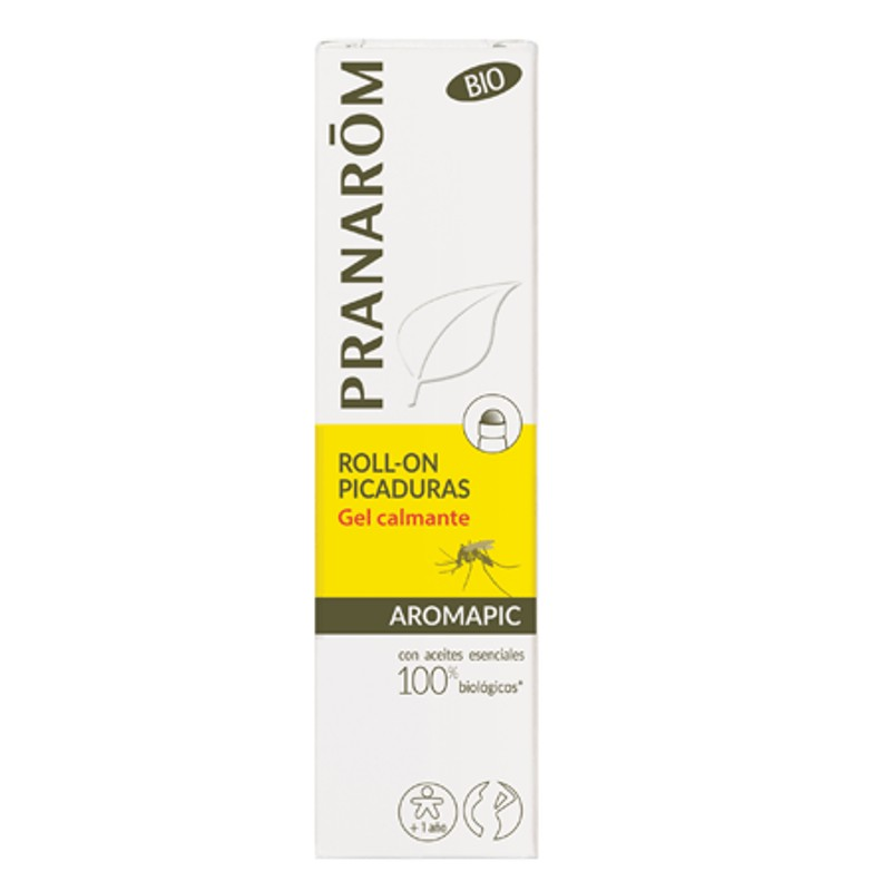 PRANAROM AROMAPIC ROLL ON GEL CALMANTE PICADURAS