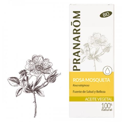PRANAROM A.V. ROSA MOSQUETA BIO 50 ML