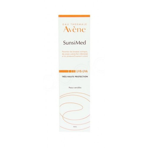 AVENE SOLAR SUNSIMED 80ML