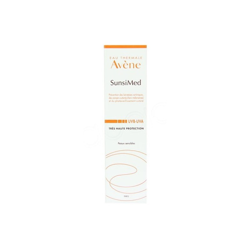 AVENE SOL SUNSIMED 80ML