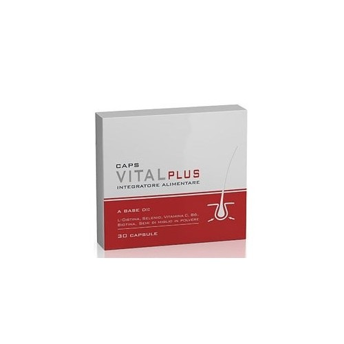 VITAL PLUS 30 CAPS
