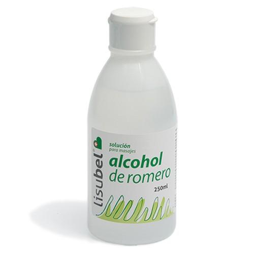 ALCOHOL DE ROMERO LISUBEL 250 CC.