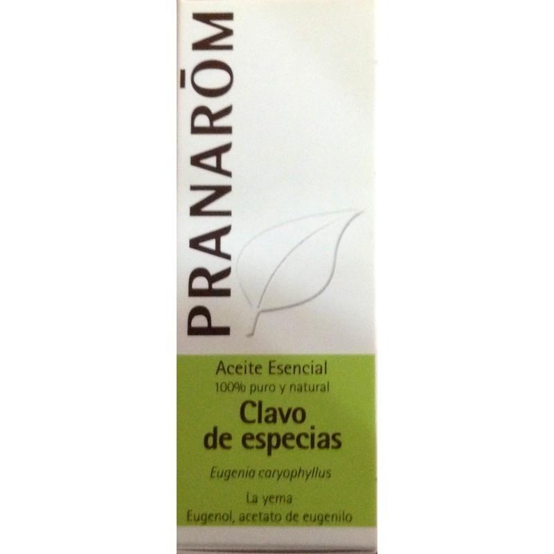 CLAVO ESPECIAS PRANAROM 10 ML Aceite esencial