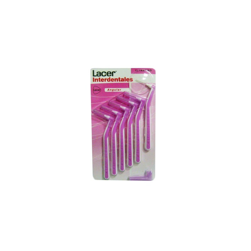 CEPILLO INTERDENTAL LACER ULTRAFINO ANGULAR
