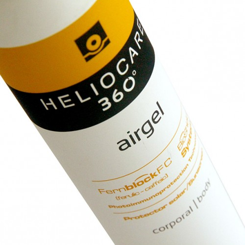 HELIOCARE AIRGEL CORPORAL