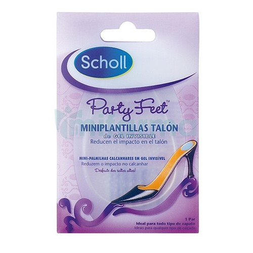 PLANTILL SCHOL TALON PART FEET