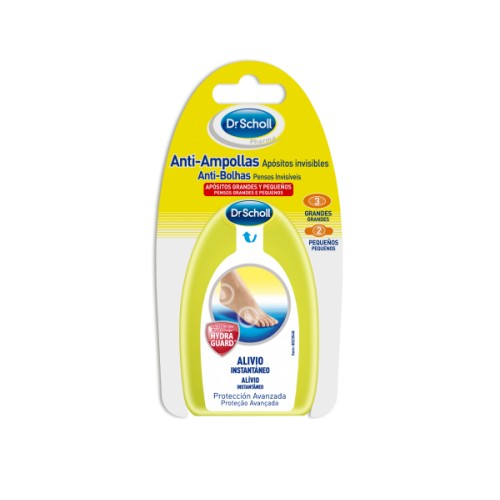 PARTY FEET SCHOLL ANTIAMPOLLAS